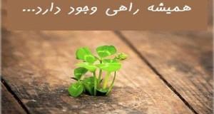 امید را در خود زنده نگه دارید موفقیت نزدیک است