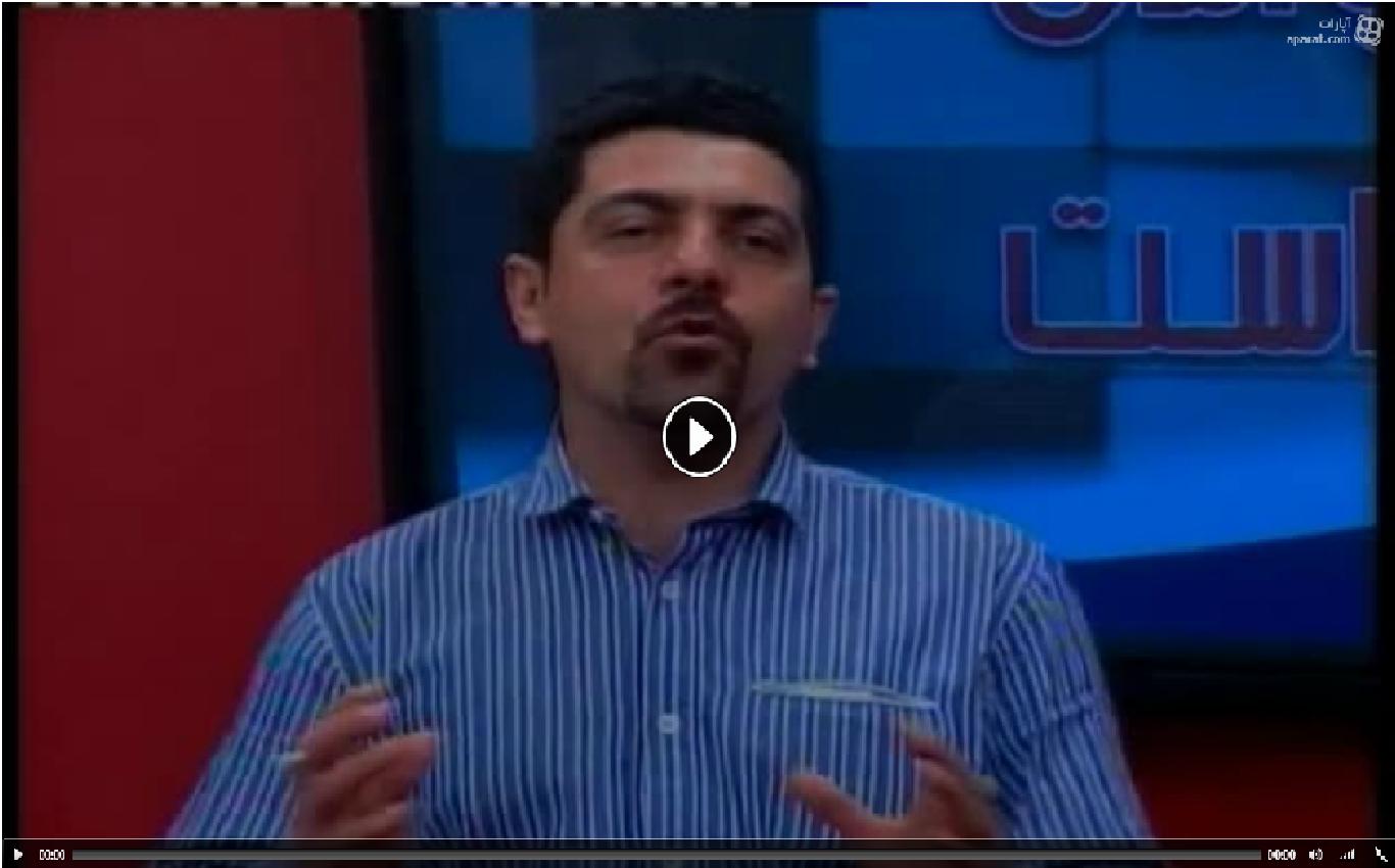 حضور استاد احمدی و مهندس مسعودی در برنامه حضور برتر